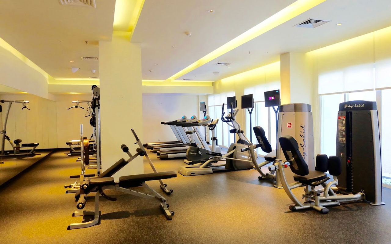 The Battery Health Club Bali Paragon