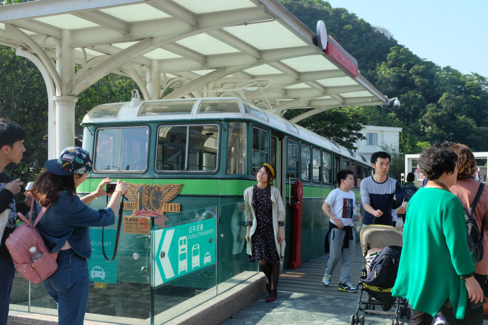 The Tram Hongkong