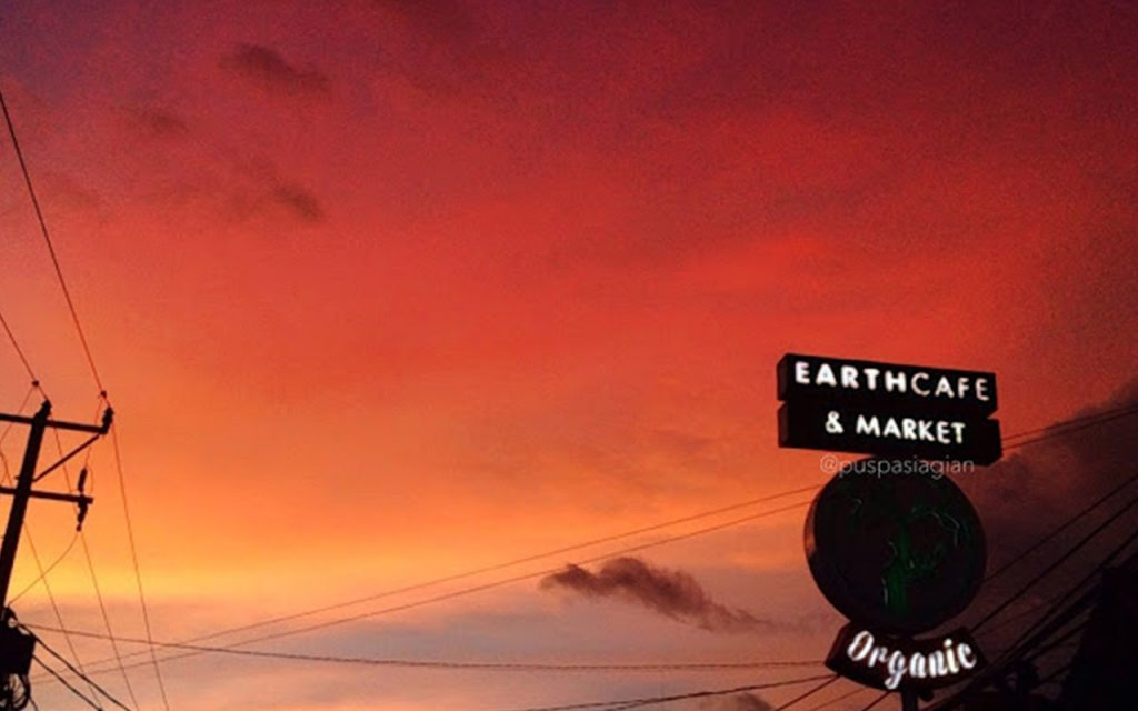 Earth Cafe Bali
