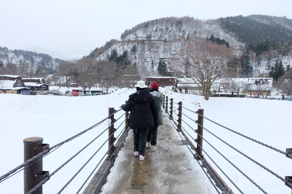 Shirakawago, Gifu, Japan