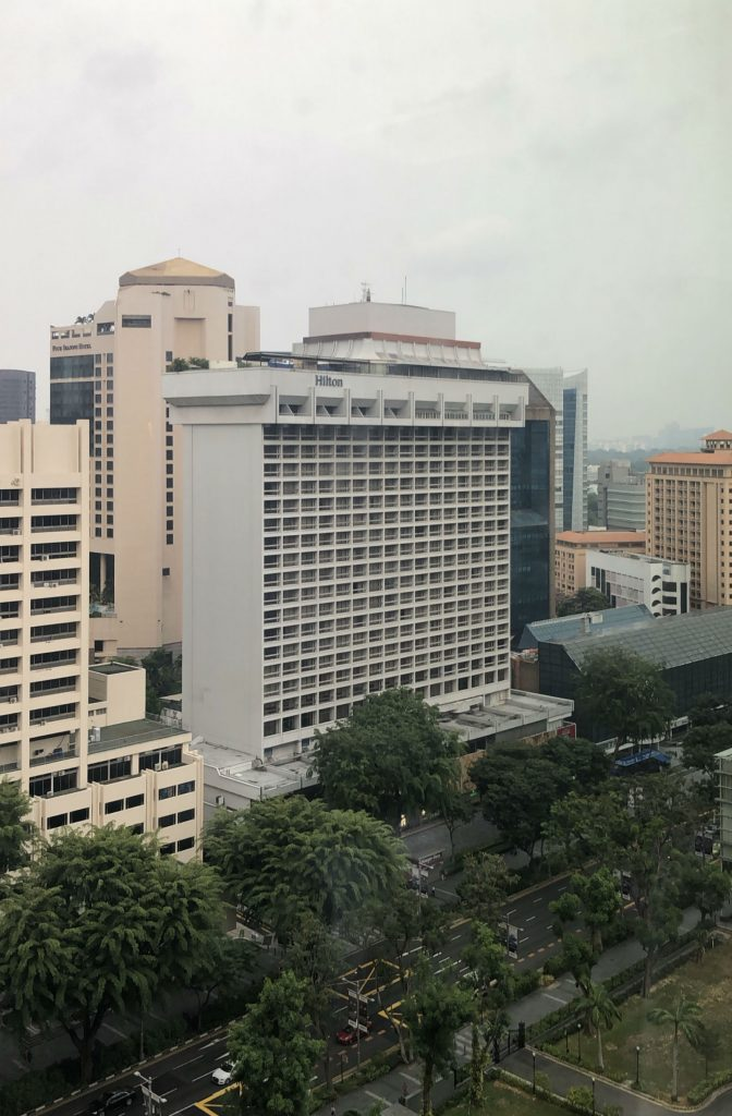 Exploration in Singapore - Authentic Happiness
